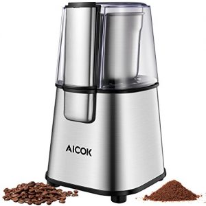 AICOK Coffee Grinder Electric