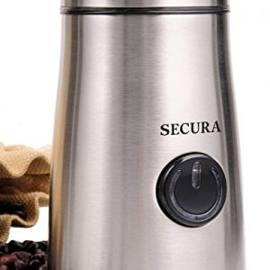 Secura Electric Coffee Grinder