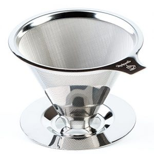 pour over coffee dripper maranello caffe
