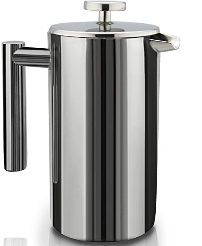 French Press Double-Wall Stainless Steel